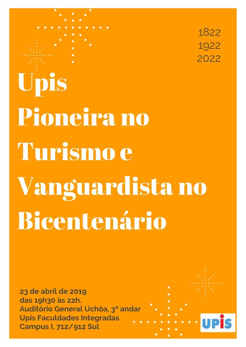 UPIS VANGUARDA BICENTENARIO