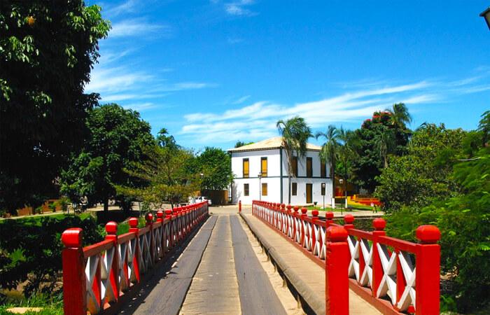 ponte da cidade